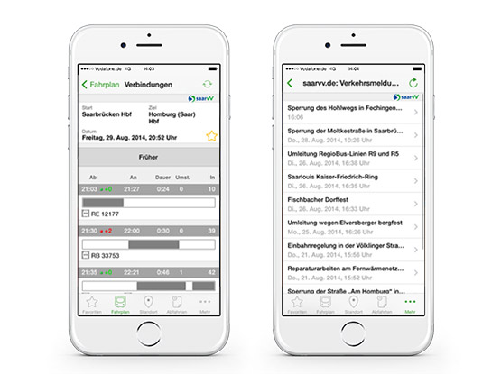 saarVV-App