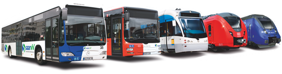 saarVV Busse