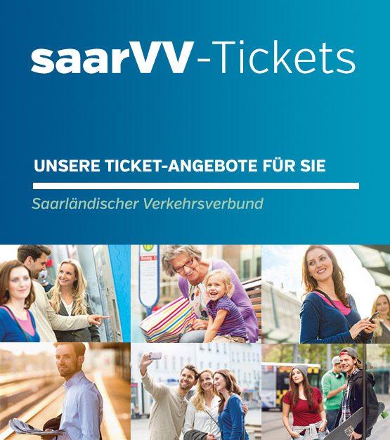 saarVV-Ticket
