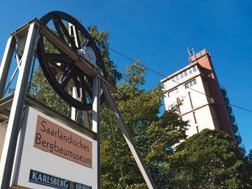 Saarländisches Bergbaumuseum