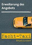 saarVV Infoblatt Nachttax Neunkirchen