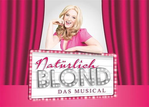 Natürlich blond Musical